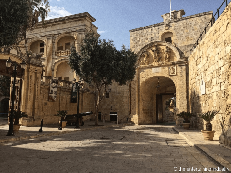 Mdina streets, filming locations of Game of Thrones in Malta