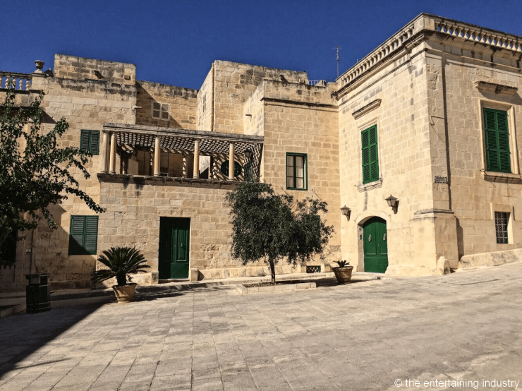 Mdina, Mesquita Square, filming locations of Game of Thrones in Malta