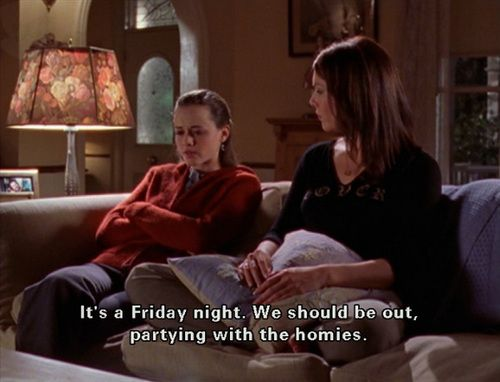 Rory Gilmore and Lorelai Gilmore quote