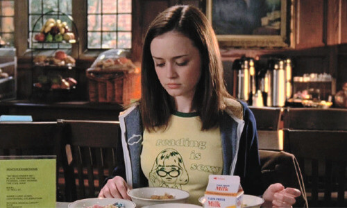 Rory Gilmore Reading is Sexy shirt
