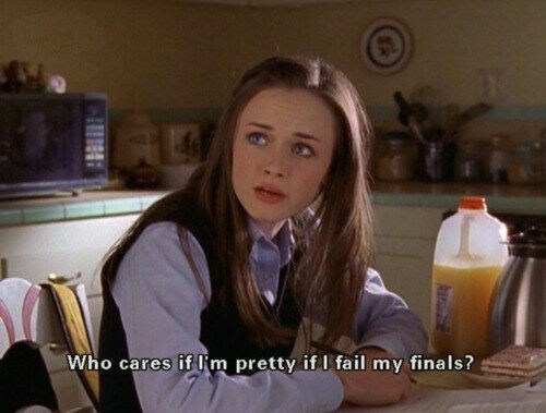 Rory Gilmore school quote