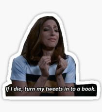 Gina Linetti turn my tweets into a book